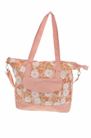 Дамска чанта, Цвят Розов, Текстил, Цена 17,33лв.