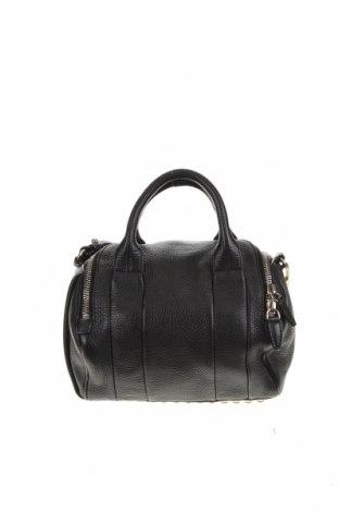 Γυναικεία τσάντα Alexander Wang, Χρώμα Μαύρο, Γνήσιο δέρμα, Τιμή 228,36€
