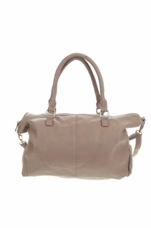 Дамска чанта Anko, Цвят Бежов, Еко кожа, Цена 16,80лв.