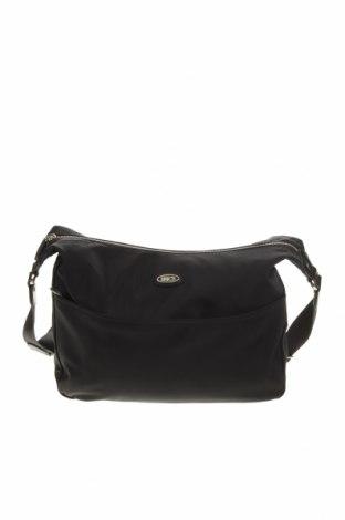 Дамска чанта Bric's, Цвят Черен, Текстил, Цена 51,45лв.
