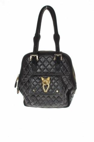 Γυναικεία τσάντα Burberry, Χρώμα Μαύρο, Γνήσιο δέρμα, φυσικό σουέτ, Τιμή 551,60€