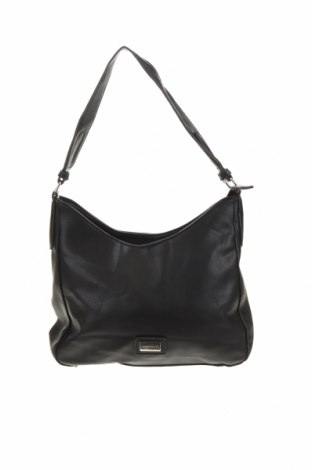 Дамска чанта Cabrelli, Цвят Черен, Еко кожа, Цена 24,99лв.