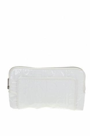 Дамска чанта Calvin Klein Jeans, Цвят Бял, Еко кожа, Цена 30,10лв.