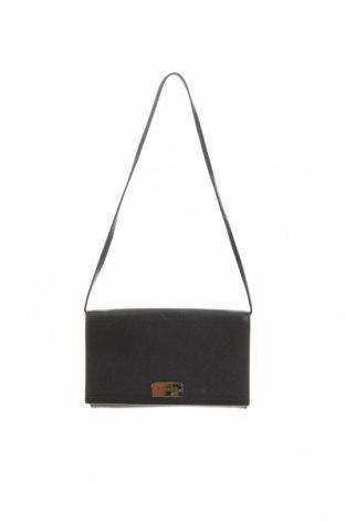 Дамска чанта Coccinelle, Цвят Черен, Естествена кожа, Цена 145,64лв.