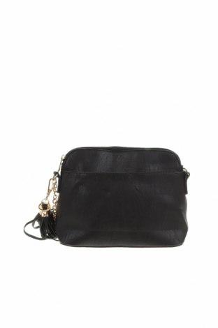 Дамска чанта Colette By Colette Hayman, Цвят Черен, Еко кожа, Цена 18,48лв.
