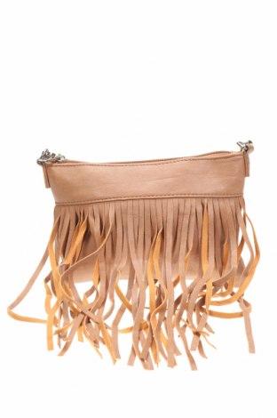 Дамска чанта Colette By Colette Hayman, Цвят Бежов, Еко кожа, Цена 20,58лв.