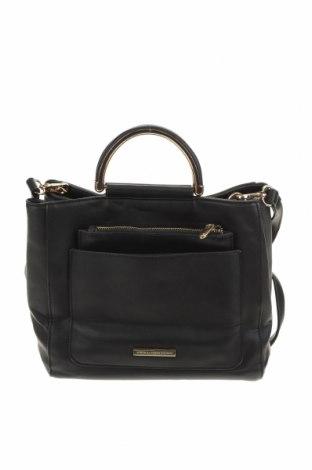 Дамска чанта Colette By Colette Hayman, Цвят Черен, Еко кожа, Цена 18,43лв.