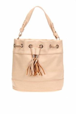 Дамска чанта Colette By Colette Hayman, Цвят Бежов, Еко кожа, Цена 24,41лв.
