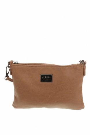 Дамска чанта Colette By Colette Hayman, Цвят Кафяв, Еко кожа, Цена 12,29лв.