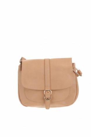 Дамска чанта Colette By Colette Hayman, Цвят Бежов, Еко кожа, Цена 28,35лв.