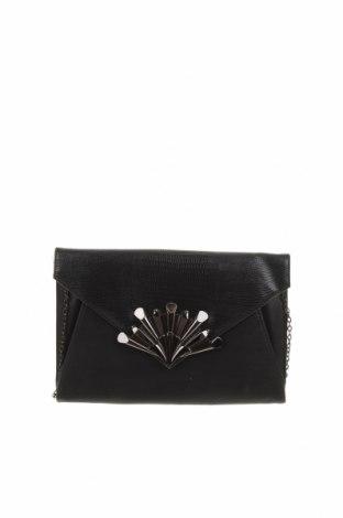 Дамска чанта Colette By Colette Hayman, Цвят Черен, Еко кожа, метал, Цена 26,93лв.