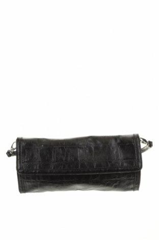 Дамска чанта Diana Ferrari, Цвят Черен, Еко кожа, Цена 14,70лв.