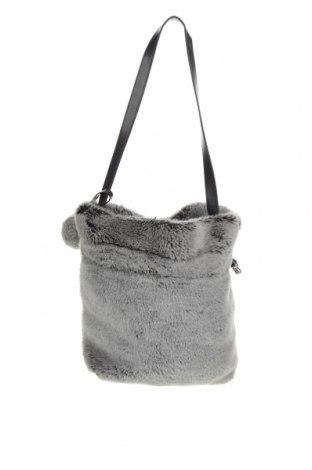 Γυναικεία τσάντα Esprit, Χρώμα Γκρί, Κλωστοϋφαντουργικά προϊόντα, Τιμή 15,77€