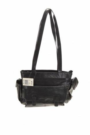 Дамска чанта Expression, Цвят Черен, Еко кожа, Цена 33,02лв.