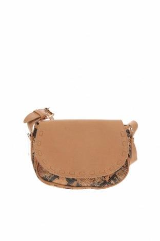 Дамска чанта Forever New, Цвят Бежов, Еко кожа, Цена 43,47лв.