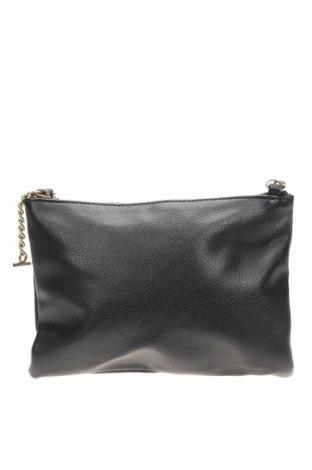 Дамска чанта H&M, Цвят Черен, Еко кожа, Цена 12,29лв.