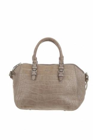 Дамска чанта Joop!, Цвят Бежов, Естествена кожа, Цена 148,16лв.