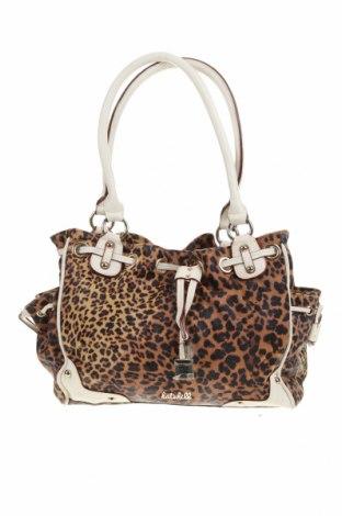 Дамска чанта Kate Hill, Цвят Многоцветен, Еко кожа, Цена 28,56лв.