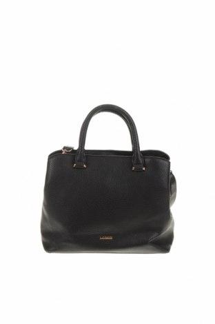 Дамска чанта L.Credi, Цвят Черен, Еко кожа, Цена 22,05лв.
