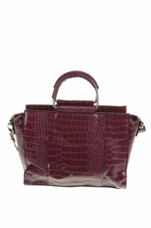 Дамска чанта Laura Jones, Цвят Розов, Еко кожа, Цена 32,55лв.