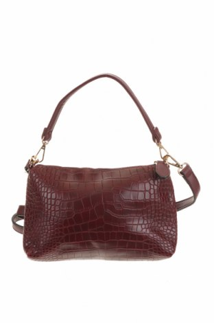 Дамска чанта Louenhide, Цвят Червен, Еко кожа, Цена 25,52лв.