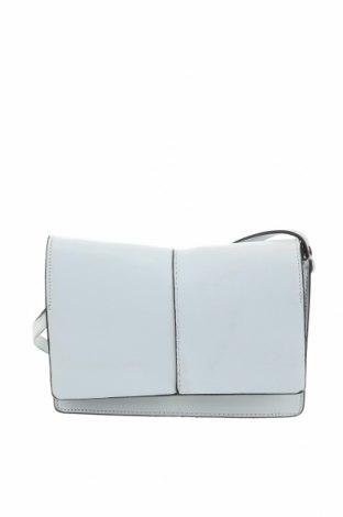 Дамска чанта Mango, Цвят Син, Еко кожа, Цена 23,04лв.