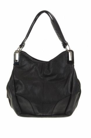 Дамска чанта Marikai, Цвят Черен, Еко кожа, Цена 27,30лв.