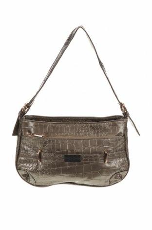 Дамска чанта Masquenada, Цвят Бежов, Еко кожа, Цена 19,11лв.