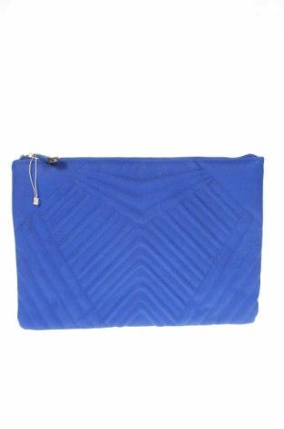 Дамска чанта New Look, Цвят Син, Еко кожа, Цена 8,82лв.