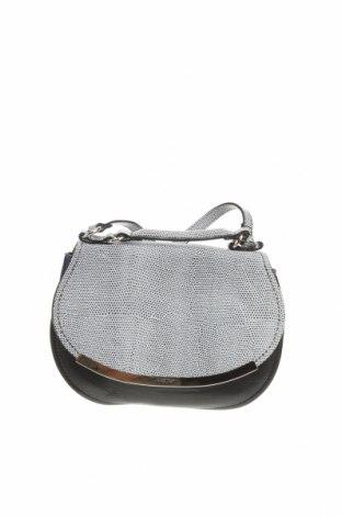 Дамска чанта Nine West, Цвят Черен, Еко кожа, Цена 42,84лв.