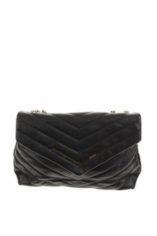 Дамска чанта Nine West, Цвят Черен, Еко кожа, Цена 36,02лв.