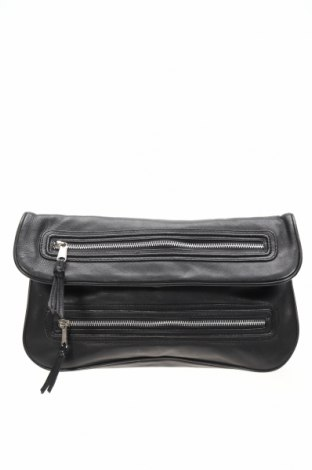 Дамска чанта Ojay, Цвят Черен, Естествена кожа, Цена 27,88лв.