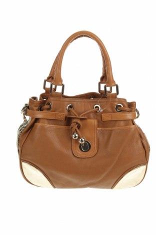 Дамска чанта Oroton, Цвят Кафяв, Естествена кожа, Цена 60,74лв.