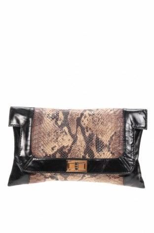 Дамска чанта Oxford, Цвят Черен, Естествена кожа, Цена 32,55лв.