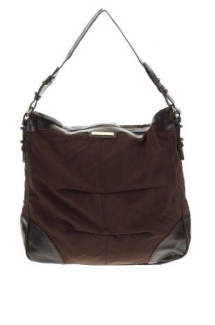Дамска чанта Penny Black, Цвят Кафяв, Текстил, еко кожа, Цена 36,86лв.