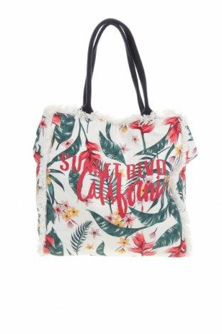 Γυναικεία τσάντα S.Oliver, Χρώμα Λευκό, Κλωστοϋφαντουργικά προϊόντα, Τιμή 29,82€
