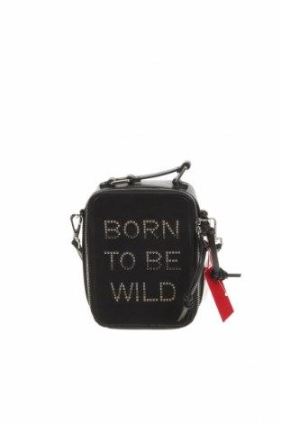 Γυναικεία τσάντα S.Oliver, Χρώμα Μαύρο, Δερματίνη, Τιμή 25,47€
