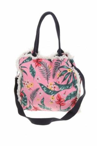 Дамска чанта S.Oliver, Цвят Розов, Текстил, Цена 66,75лв.