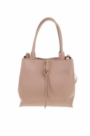 Γυναικεία τσάντα S.Oliver, Χρώμα Ρόζ , Δερματίνη, Τιμή 26,47€