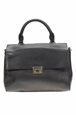 Γυναικεία τσάντα Serra, Χρώμα Μαύρο, Δερματίνη, Τιμή 10,91€