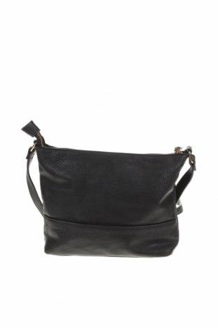 Дамска чанта Sportsgirl, Цвят Черен, Еко кожа, Цена 11,34лв.