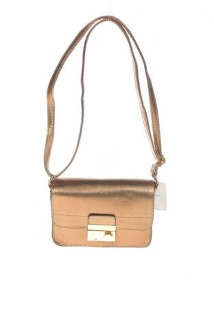 Γυναικεία τσάντα Suite Blanco, Χρώμα Χρυσαφί, Δερματίνη, Τιμή 12,06€