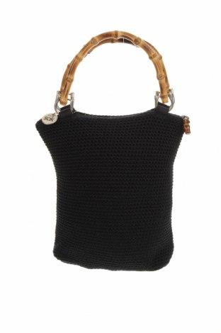 Дамска чанта The Sak, Цвят Черен, Текстил, Цена 25,73лв.