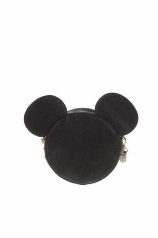 Дамска чанта Typo, Цвят Черен, Еко кожа, Цена 19,69лв.