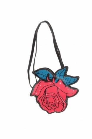 Дамска чанта Typo, Цвят Черен, Еко кожа, Цена 27,30лв.