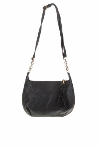 Дамска чанта Valley Girl, Цвят Черен, Еко кожа, Цена 27,93лв.