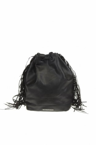 Дамска чанта Victoria's Secret, Цвят Черен, Еко кожа, Цена 30,45лв.
