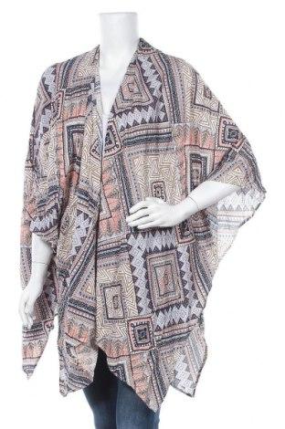 Дамска жилетка, Размер S, Цвят Многоцветен, Вискоза, Цена 7,35лв.