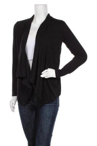 Дамска жилетка, Размер S, Цвят Черен, 60% памук, 40% полиестер, Цена 39,00лв.