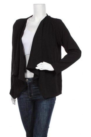 Дамска жилетка B.You, Размер L, Цвят Черен, 95% полиестер, 5% еластан, Цена 25,37лв.